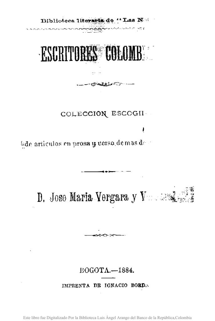 7489231f Colección de artículos escojidos - Actividad Cultural del Banco de la