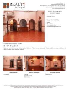 1167 Price: $ 0.00 - Realty San Miguel