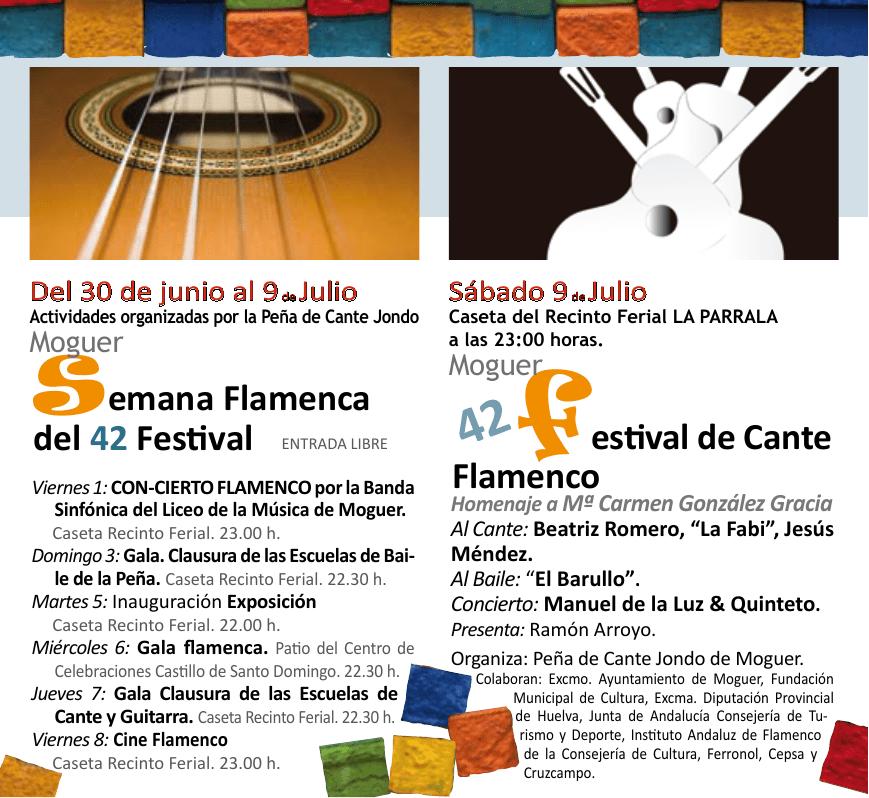 Luna De Verano 2016 Pdf Ayuntamiento De Moguer