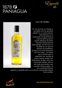 Licor de Hierbas - Spanish Products