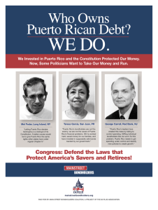 Congress: Defend the Laws that Protect America`s Savers and
