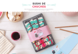 sushi de chuches - Mr Wonderful Ideas