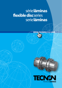 serie series láminas sérielâminas flexible disc