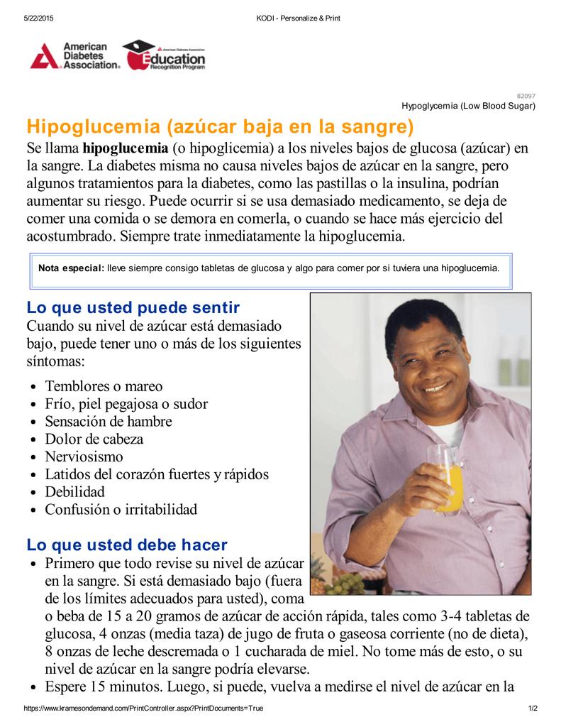 tabletas de azúcar para la diabetes para la hipoglucemia