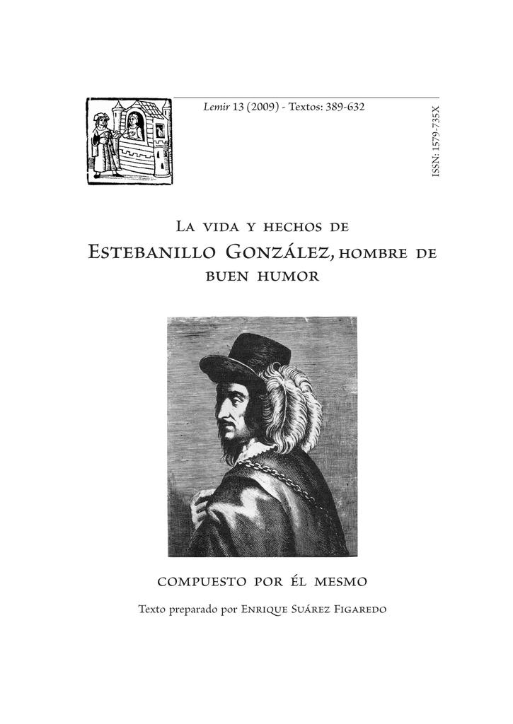 La vida y hechos de Estebanillo González 2fbd979f02b
