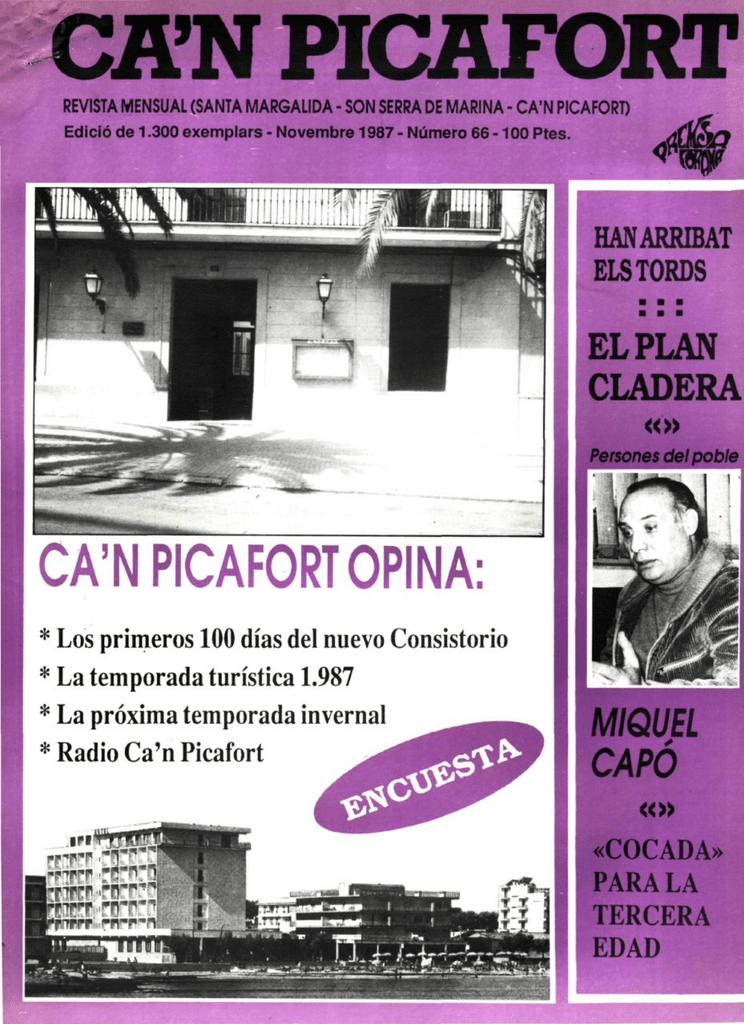 ca`n picafort opina - Biblioteca Digital de les Illes Balears