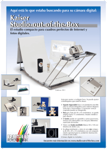 Kaiser Studio-out-of-the-Box