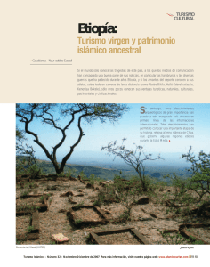 Etiopía - Islamic Tourism Magazine