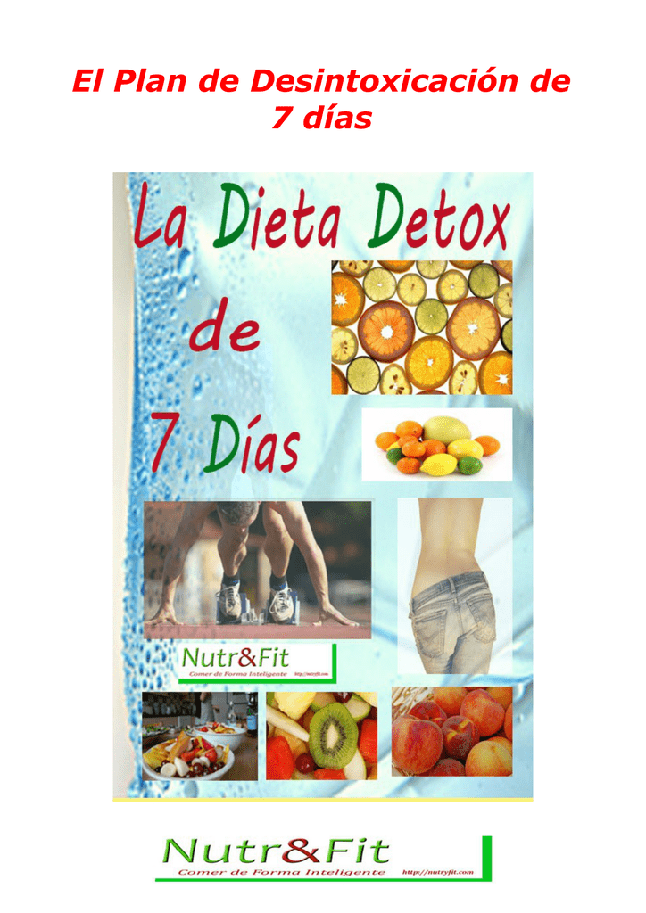 plan detox 7 dias)