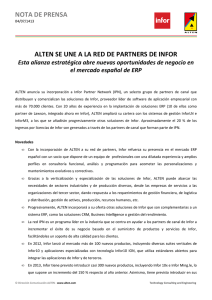 08Jul ALTEN SE UNE A LA RED DE PARTNERS DE INFOR
