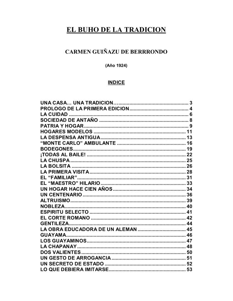el buho de la tradicion - Gobierno de la Provincia de San Luis