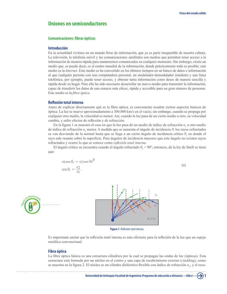 Uniones En Semiconductores