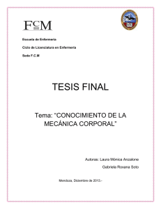 tesis final - Biblioteca Digital UNCuyo