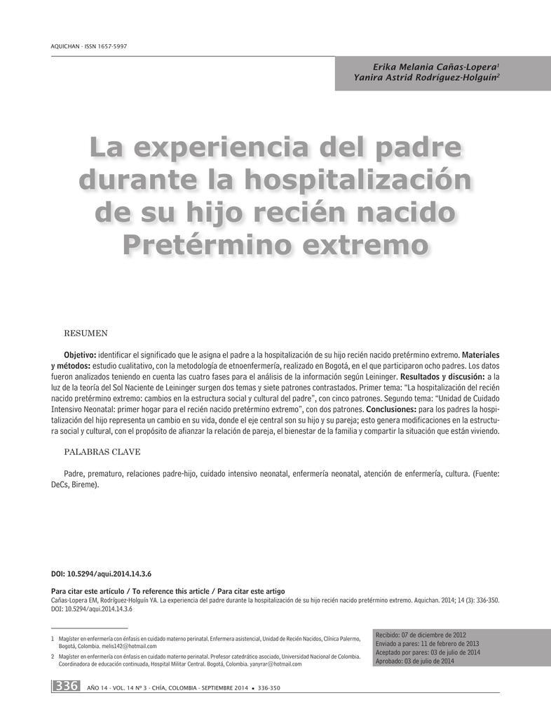 Lujoso Responsabilidades Enfermera De Nicu Cresta - Anatomía de Las ...