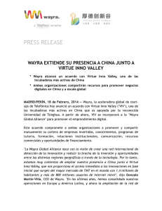 Wayra - VIV Press release Clean_DEF_es
