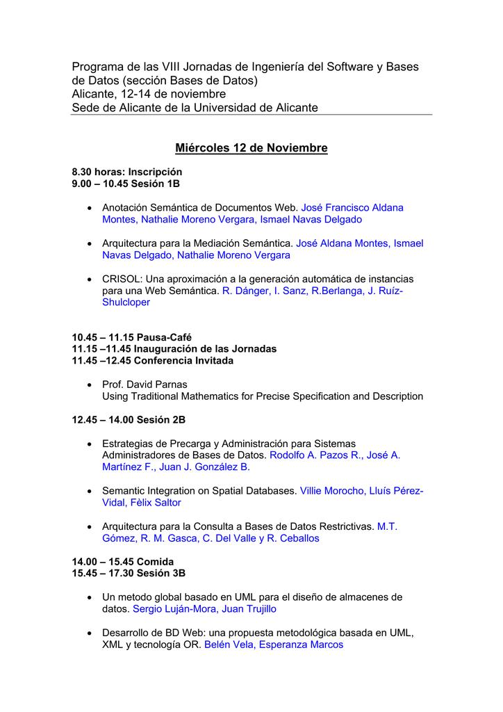 Sesión 1B - Grupo de Procesamiento del Lenguaje y Sistemas de