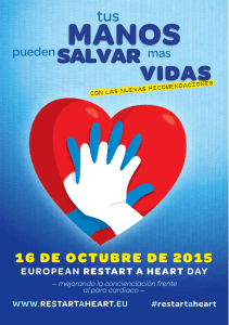 Folleto erhd 2015 - Programa Salvemosnuestrocorazon.org