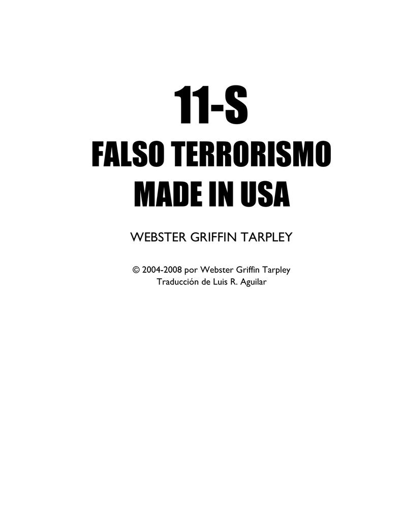 save off 699ac fbf4f FALSO TERRORISMO MADE IN USA