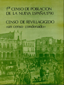 Censo de revillagigedo