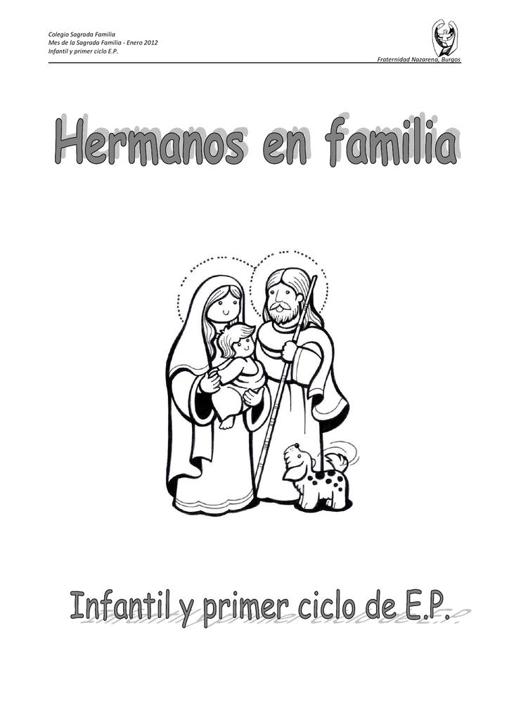 Colegio Sagrada Familia Mes De La Sagrada Familia