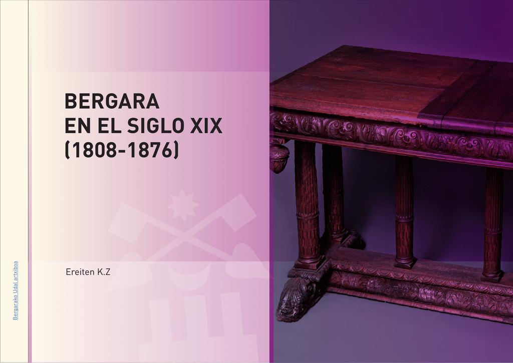 bergara en el siglo xix (1808-1876)