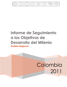 Colombia 2011