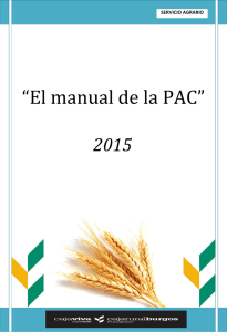 manual pac 2015 - Fundacion Caja Rural Burgos