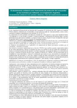 Derecho de desistimiento en contratos celebrados fuera del for Formulario desistimiento