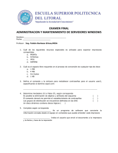 examen final administracion y mantenimiento de servidores windows