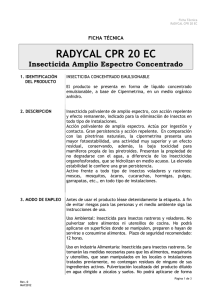 RADYCAL CPR 20 EC