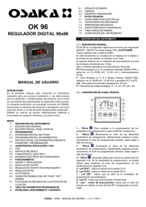 Manual de Usuario OK 96 v.1.5