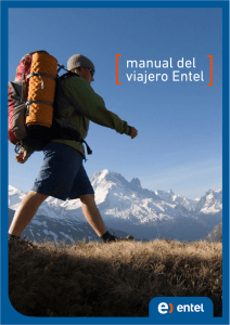 MANUAL ROAMING ENTEL 01