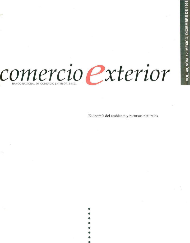 revista completa - revista de comercio exterior