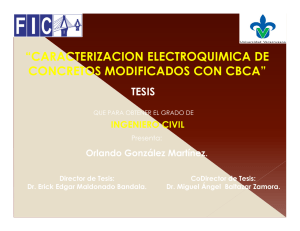 concretos modificados con cbca