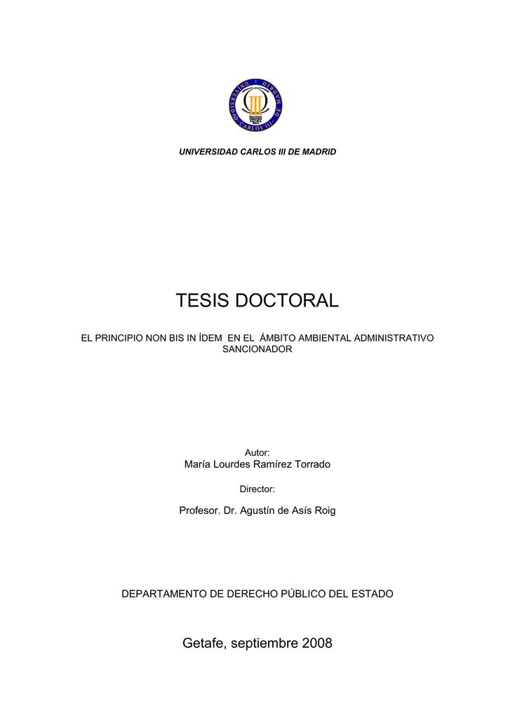tesis doctoral - e-Archivo Principal