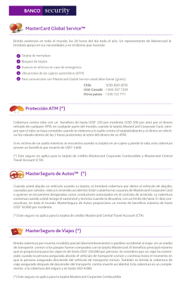 Priority Pass - Banco de Venezuela
