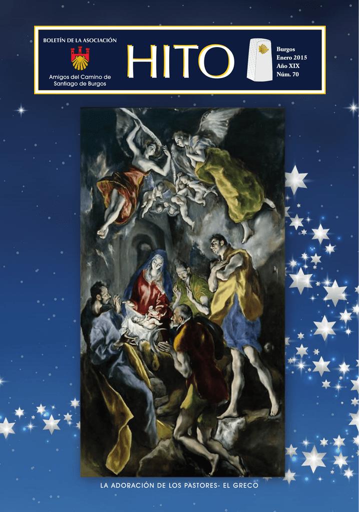 La Adoracion De Los Pastores El Greco