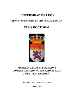 universidad de león tesis doctoral