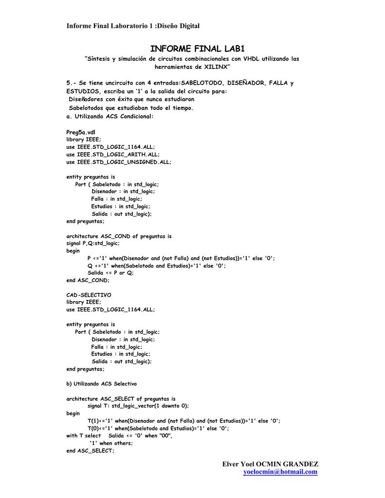 Final Diseño LAB1 - Proyectosfie.COM