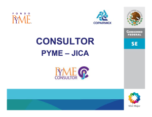 Consultor Pyme