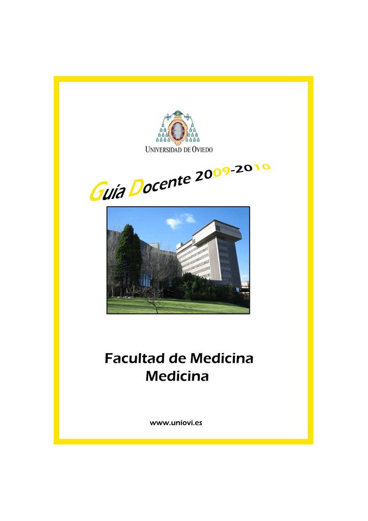 Guia Medicina 2009-2010 definitiva