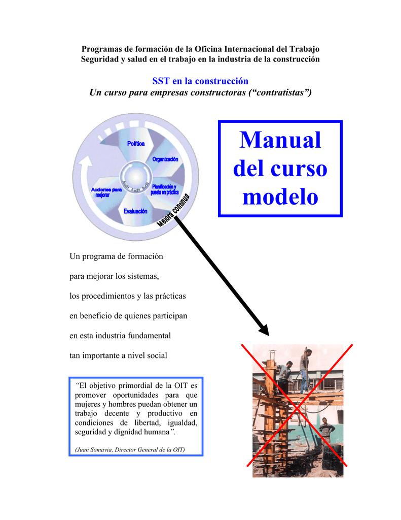 Manual del curso