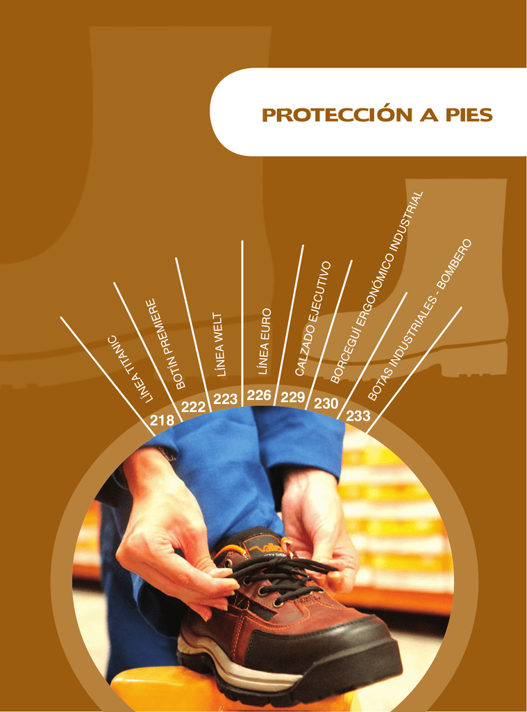 0de0480fe74fd protección a pies - Vallen Proveedora Industrial