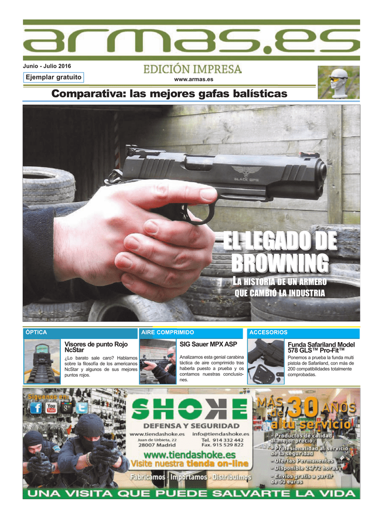 Periódico Armas.es nº67 (Descárgalo en PDF)