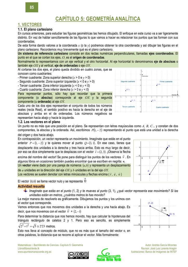 Apuntes Marea Verde Matematicas 1 Bachillerato Conocimientos Generales