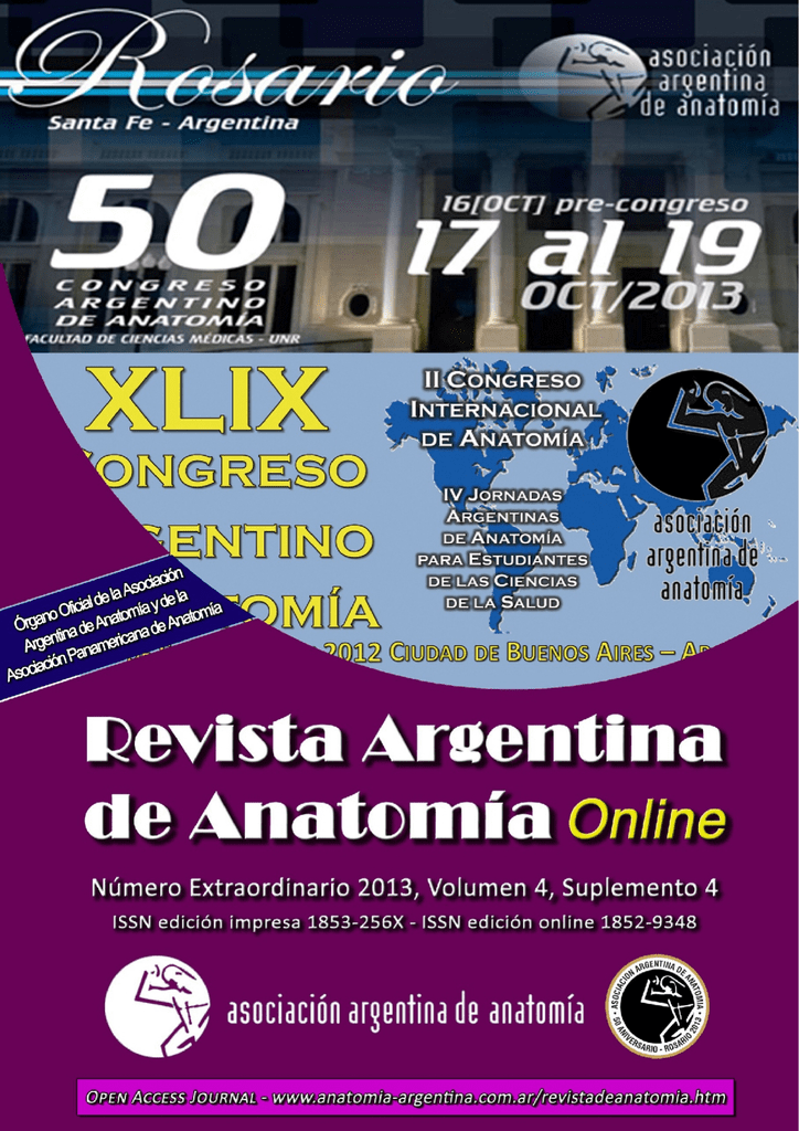Asociación Argentina de Anatomía