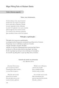 Diccionario Ingles-Español-Tagalog Con partes de la oracion y