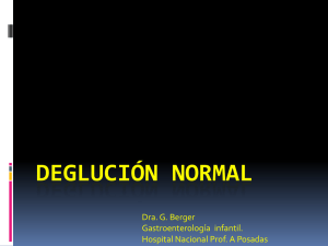deglución normal - Hospital Posadas