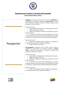 el documento adjunto - Colombia en Pittsburgh