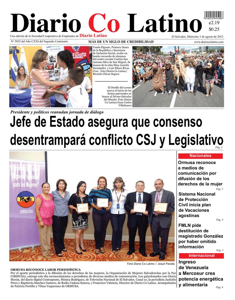 Diario Co Latino - Biblioteca UTEC